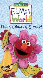 Sesame Street: Elmo's World - Flowers, Bananas and More