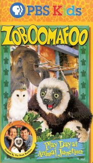 Zoboomafoo: Play Day at Animal Junction