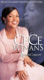 CeCe Winans in Concert