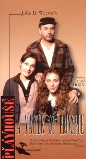 American Playhouse : A Matter of Principle