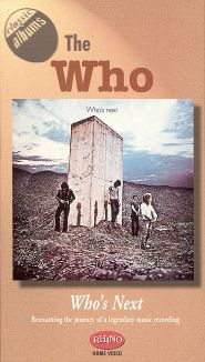The Who : Who's next