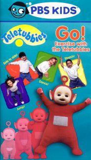 Teletubbies: Go! Exercise with the Teletubbies