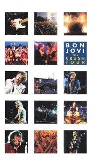 Bon Jovi Crush Tour