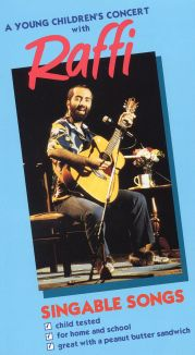 Raffi: A Young Children's Concert with Raffi