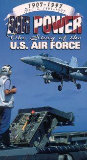 Air Power II: The Story of the U.S. Air Force 1961-1997, Vol. 2 - Vietnam Air War
