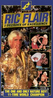Ric Flair: 2 Decades of Excellence
