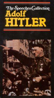 The Speeches of Adolf Hitler