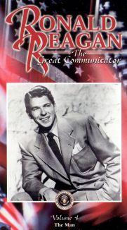 Ronald Reagan: The Great Communicator,  Vol. 4 - The Man