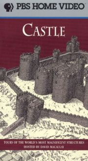 David Macaulay's World of Ancient Engineering: Castle