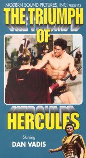 The Triumph of Hercules