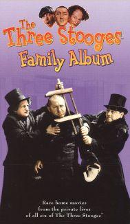The Three Stooges: Family Album