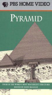 David Macaulay's World of Ancient Engineering: Pyramid