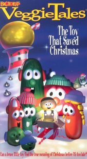 VeggieTales : The Toy That Saved Christmas