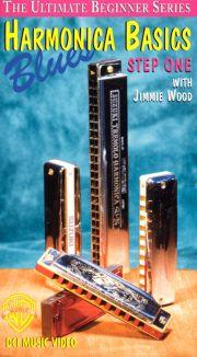 Ultimate Beginner: Harmonica Basics - Blues, Step 1