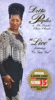 """Dottie Peoples: Live, Featuring """"On Time God"""""""