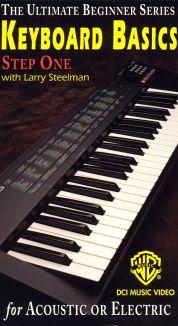 Ultimate Beginner: Keyboard Basics, Step 1