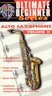 Ultimate Beginner: Alto Saxophone, Vol. 2