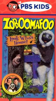Zoboomafoo: Look Who's Home!