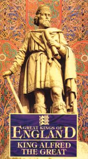 Great Kings of England: King Alfred the Great