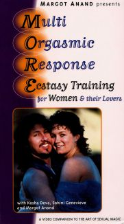 Multi Orgasmic Response Ecstasy Training for Women and Their Lovers
