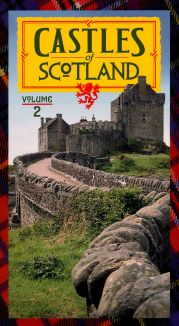 Castles of Scotland, Vol. 2: Levan, Eileen Donan, Caerlaverock and Glamis