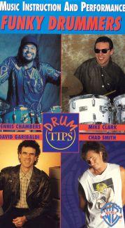 Drum Tips: Funky Drummers