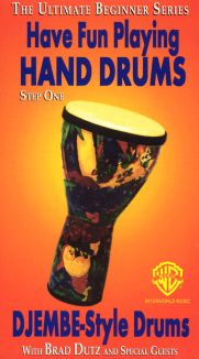 Ultimate Beginner: Have Fun Playing Hand Drums - Djembe-Style Drums, Step 1