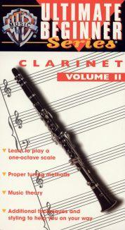 Ultimate Beginner: Clarinet, Step 2