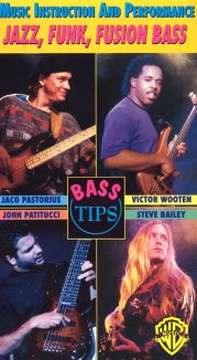 Bass Guitar Tips: Jazz, Funk, Fusion Bass