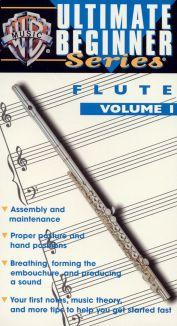 Ultimate Beginner: Flute, Step 1