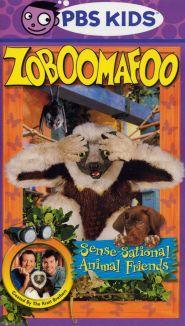 Zoboomafoo: Sense-Sational Animal Friends