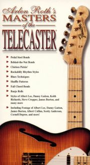 Masters of the Telecaster