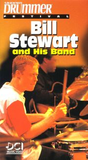Modern Drummer Festival: Bill Stewart and His Band