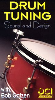 Drum Tuning, Sound, and Design