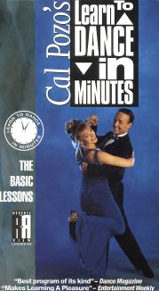 Cal Pozo's Learn to Dance In Minutes: The Basic Lessons