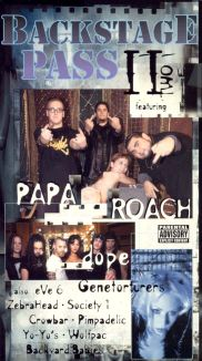 Backstage Pass II