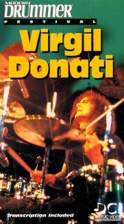 Modern Drummer Festival: Virgil Donati