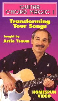 Guitar Chord Magic, Lesson 1: Transforming Your Songs - A Guide to Cool Chords and Progressions