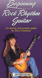 Beginning Rock Rhythm Guitar