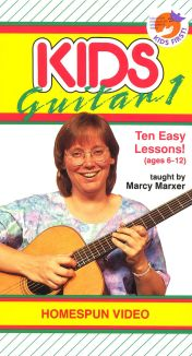 Kids Guitar, Vol. 1: Play in Ten Easy Lessons
