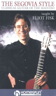 The Segovia Style: Classical Guitar of the Maestro
