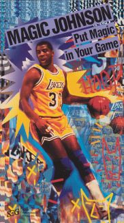 NBA: Magic Johnson - Put Magic in Your Game