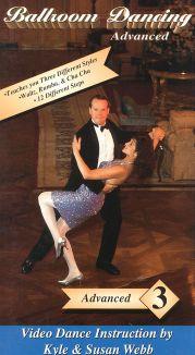 Ballroom Dancing, Vol. 3:  Advanced