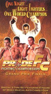 Pride Fighting Championships: Grand Prix Finals
