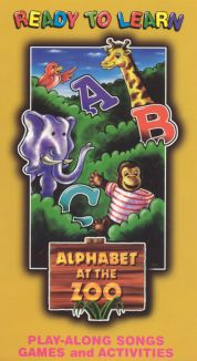 Ready to Learn: Alphabet at the Zoo
