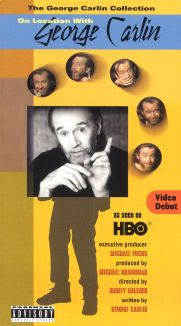 George Carlin: On Location---University of Southern California