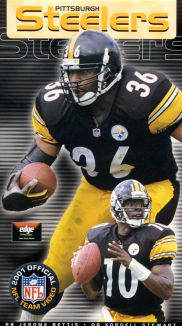 NFL: 2001 Pittsburgh Steelers Team Video