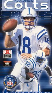 NFL: 2001 Indianapolis Colts Team Video