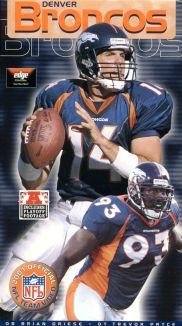 NFL: 2001 Denver Broncos Team Video