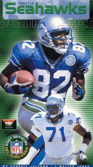 NFL: 2001 Seattle Seahawks Team Video